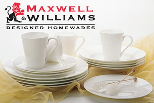 maxwell and williams tableware. Black Bedroom Furniture Sets. Home Design Ideas