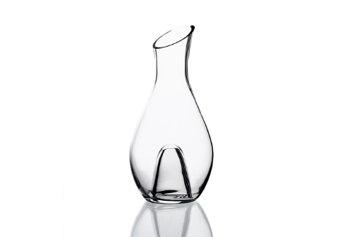 1 Litre glass carafe, this stunning piece of tableware is elegant and stylish use it for water or wi - CLICK FOR MORE INFORMATION