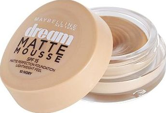 Maybelline, 2041[^]10042106016 Dream Matte Mousse Foundation vanilla