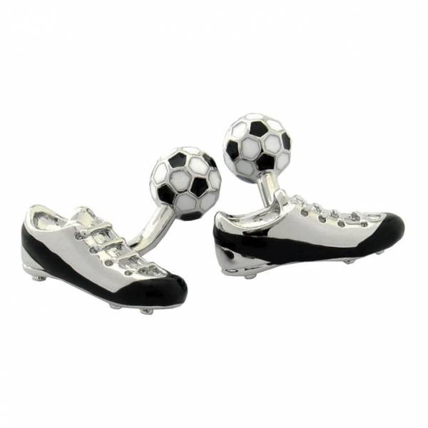 Maze Football Boot Cufflinks product image