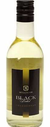 McGuigan Black Label Chardonnay 18.75cl White Wine Miniature
