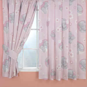 Me To You Tatty Teddy Curtains (72 inch drop) - review ...