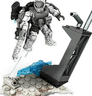 Mega Bloks Call of Duty: Advanced Warfare Jet Suit Building Kit