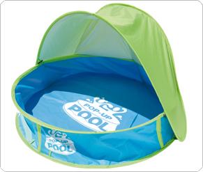mega bloks pop up pool review compare prices buy online. Black Bedroom Furniture Sets. Home Design Ideas