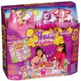 Mega Brands Mystic Babies Train Playset product image