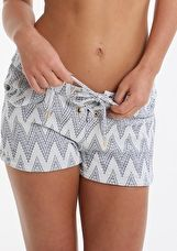 Melissa Odabash, 1295[^]273739 Shelly Shorts - Aztec Blue