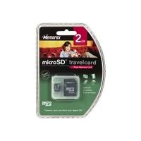 memorex TravelCard - Flash memory card ( SD product image