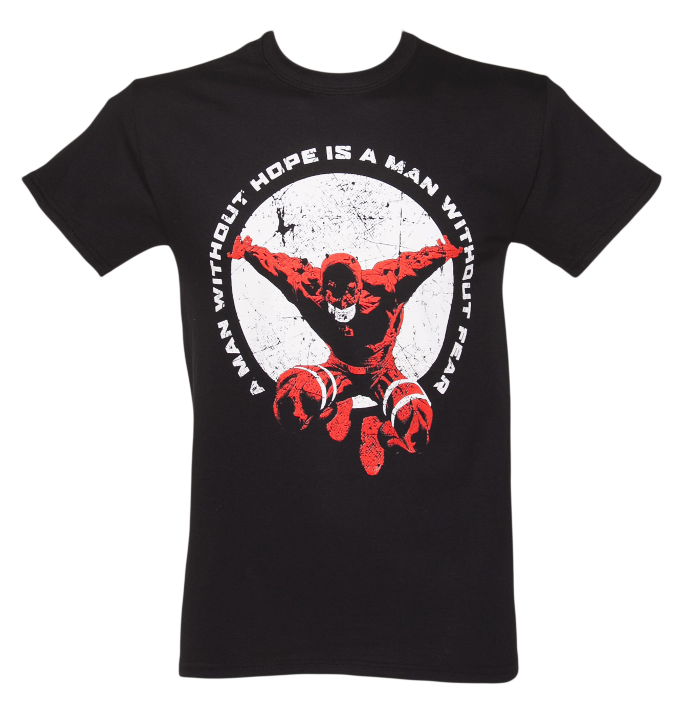 Mens Black Marvel Man Without Fear Daredevil product image