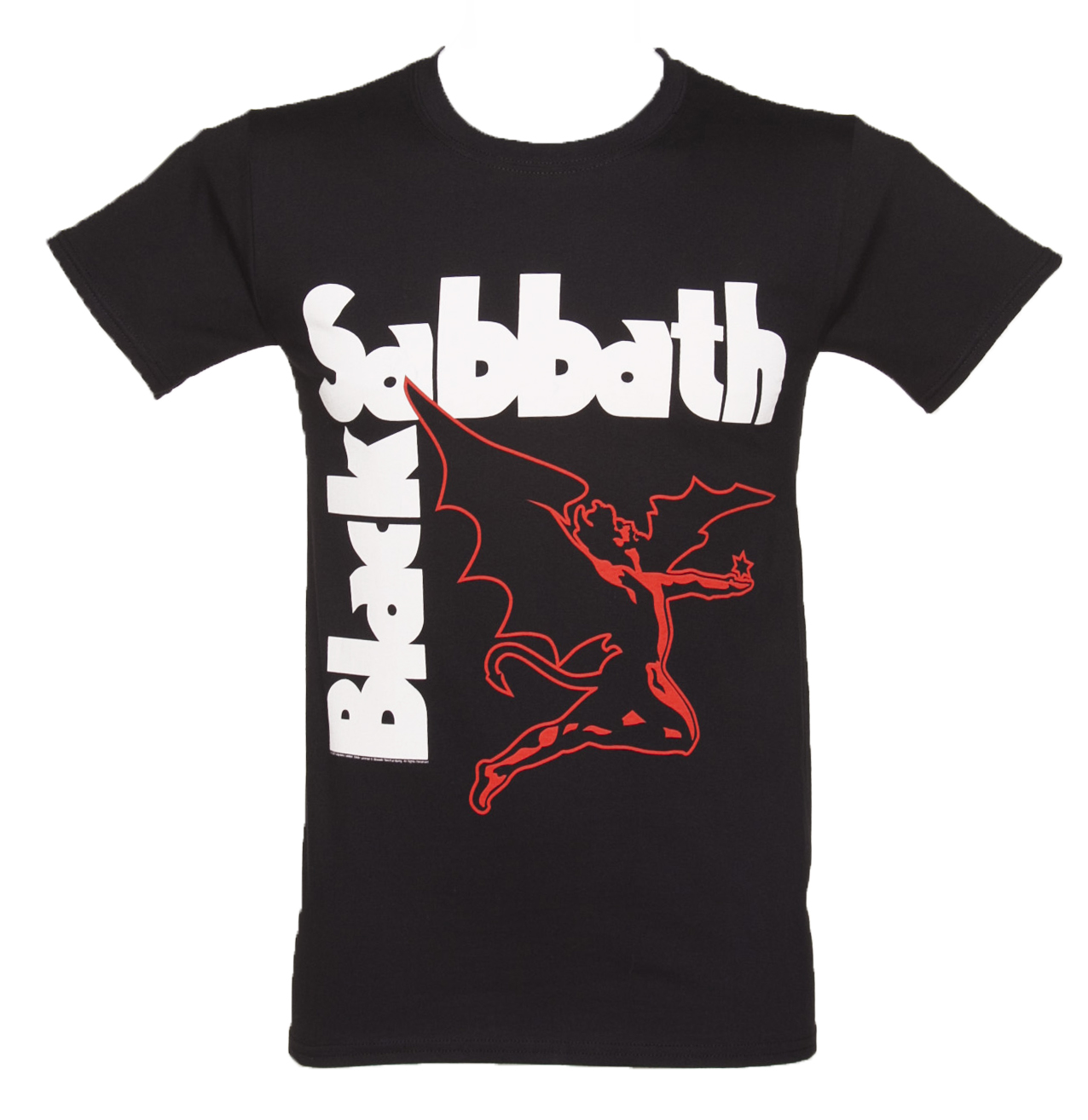 Mens Black Sabbath Creature T-Shirt product image