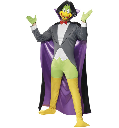mens Count Duckula Fancy Dress Costume product image