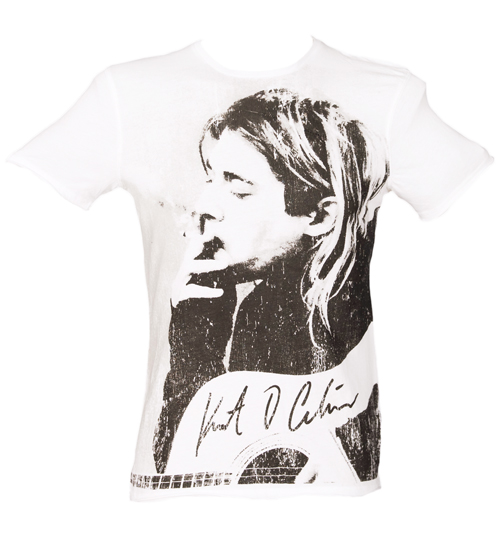 Kurt Cobain T-Shirt from Amplified Ikons