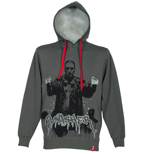 Mens Marvel Punisher Hoodie product image