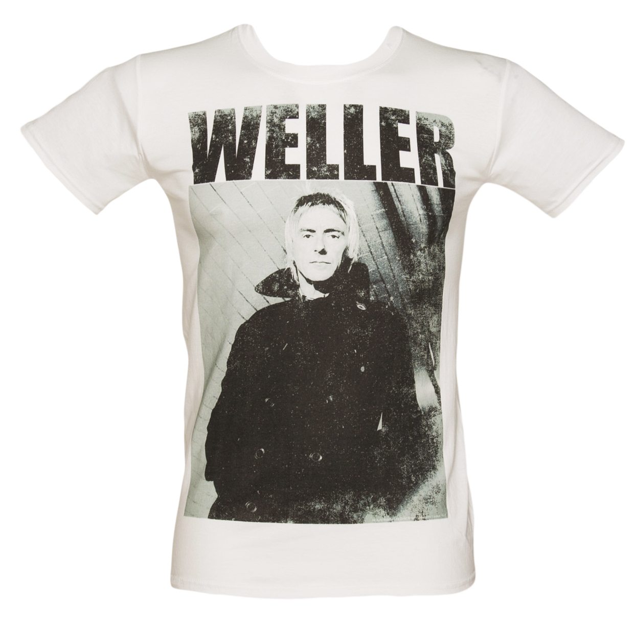 Mens Paul Weller Photo T-Shirt product image