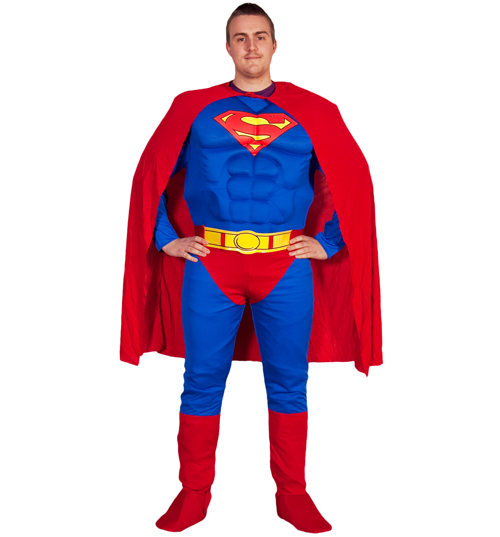 how to make a superman costume