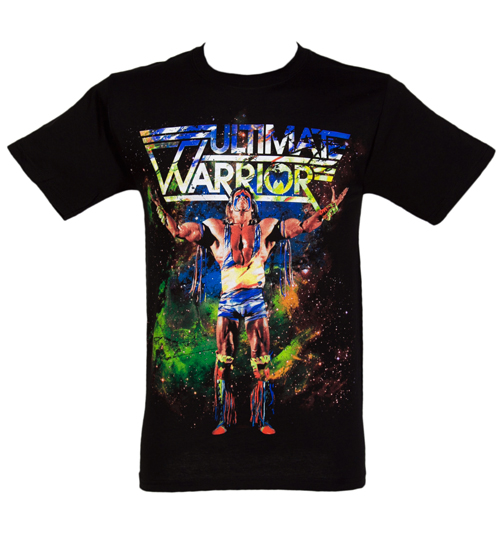 Mens Ultimate Warrior Entrance T-Shirt product image