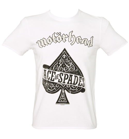 Motorhead Ace Of Spades. Motorhead Ace Of Spades T-
