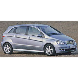 mercedes benz b class 2007 silver review compare prices buy online. Black Bedroom Furniture Sets. Home Design Ideas