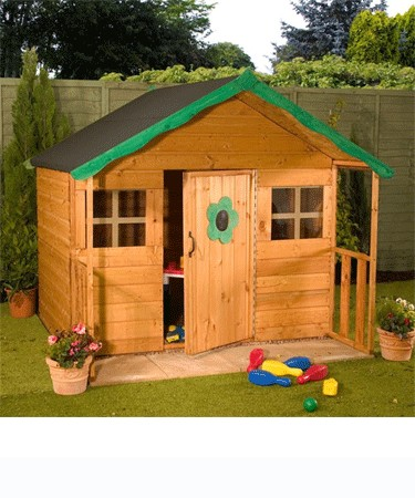 Mercia Garden Products Honeysuckle Playhouse product image