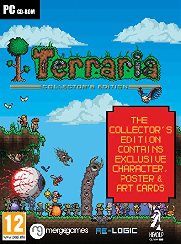 Merge Games Terraria - Collectors Edition (PC CD)