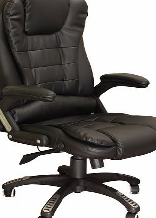 Meriden Furniture Company Ltd Exectuve Recline Extra Padded Office Chair In 3