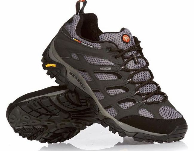 Mens Merrell Moab Gore Tex Shoes - Beluga