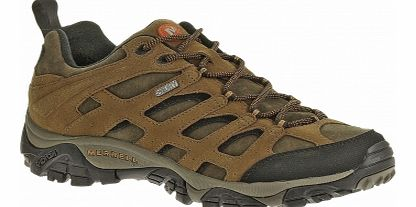 Moab Leather Waterproof Mens Shoes