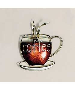 Image Result For Coffee Themed Kitchen Wall Decor