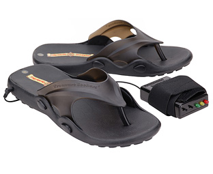 Detecting Ladies Sandals - Small up to
