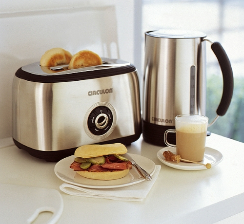 Bright Spark Toaster ~ Two slice toaster