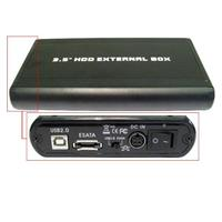 Micro Direct NEWLINK USB 2.0 + E-SATA EXTERNAL 3.5 IDEandSATA HDD ENCLOSURE product image
