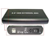 Micro Direct NEWLINK USB 2.0 EXTERNAL 3.5 IDEandSATA HDD ENCLOSURE product image