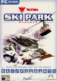 Microids Ski Park Manager PC
