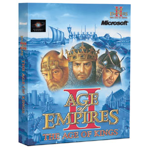 MICROSOFT Age of Empires 2 Age of Kings PC