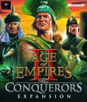 MICROSOFT Age of Empires II The Conquerors Expansion PC