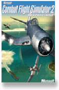 MICROSOFT Combat Flight Simulator 2 WWII Pacific Theater PC
