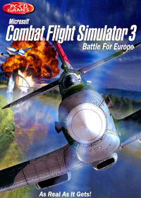 MICROSOFT Combat Flight Simulator 2003 PC