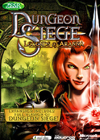 MICROSOFT Dungeon Siege Legends of Aranna PC