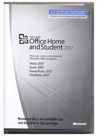 Office 2007 Home and Student - OEM