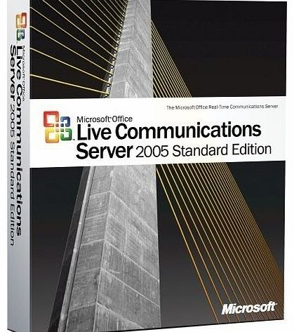 Office LCS Standard 2005 English CD 5 Clt