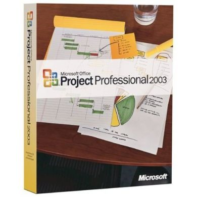 Project 2003 Professional - Retail Boxed