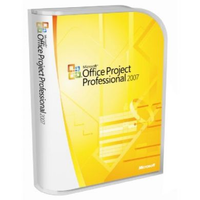 Project 2007 Professional - Retail Boxed
