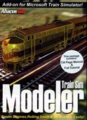 MICROSOFT Train Sim Modeller PC