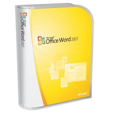 Word 2007 - Retail Boxed