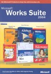MICROSOFT Works Suite 2004 DVD