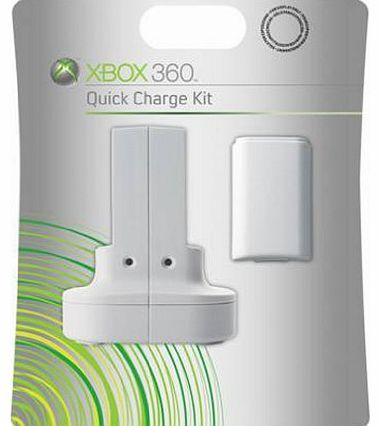 Xbox 360 quick charge kit fix