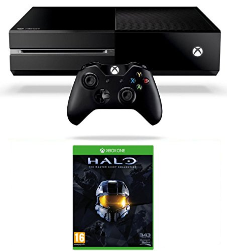 Microsoft Xbox One Console with Halo: The Master Chief Collection