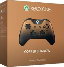 Microsoft, 1559[^]40968 Xbox One Official Wireless Controller - Copper