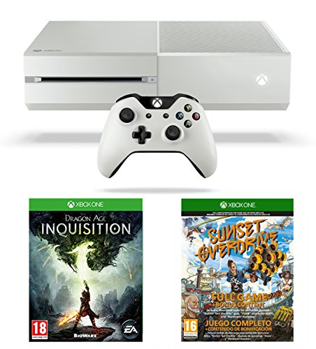 Microsoft game consoles reviews - Console dragon age inquisition ...