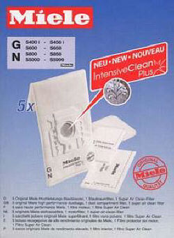 GN Vacuum Cleaner Bags