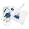 Hyclean Bag and Vacuum Filter Pack (Type GN)